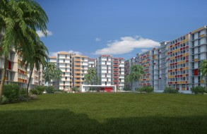 Residencial building