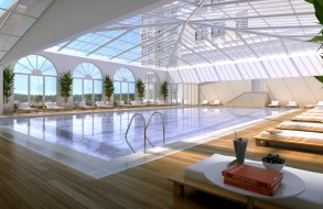 interior swiming pool